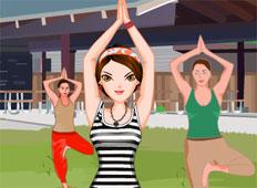 Yoga Teacher Game - Girls Games