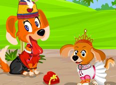 Puppy Love Game - Girls Games