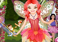 Fairy Party Game - Girls Games