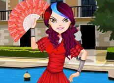 Spanish Senorita Game - Girls Games