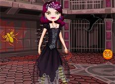 Halloween Princess Game - Girls Games