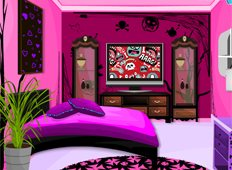 Emo Television Cozy Game - Girls Games