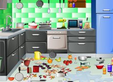 Mommys Kitchen Game - Girls Games