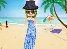 Summer Maxi Trends Game - Girls Games